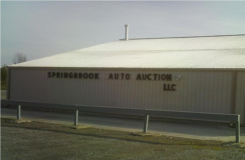 Springbrook Auto Auction LLC Lima, Ohio
